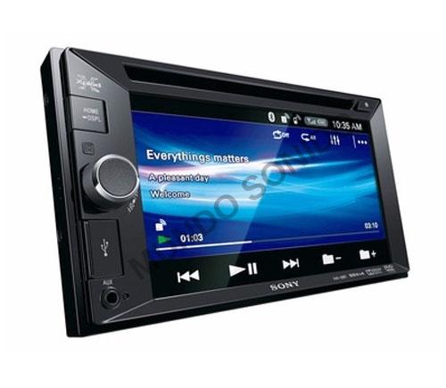 Radio Sony XAV-68BT DVD USB Bluetooth