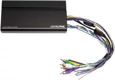 Amplificador Alpine Kta-450 Power Pack  Compacto 4 Canales