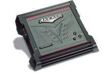 Amplificador Kicker ZX400.1 de subwoofer mono 400 vatios RMS x 1 a 2 ohmios