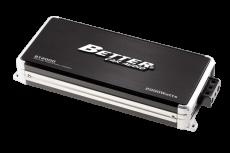 Amplificador Better Mini Ref: BT2000 2 Canales 2000 Watts