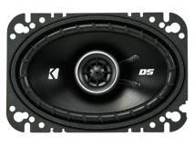 Parlantes Coaxiales Kicker Dsc4604 De 4x6 Pulgadas (par)
