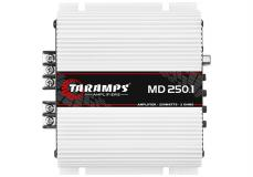 Amplificador Taramps Md250.1 1canal 2 O 4ohm 250rms