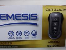 Nemesis Gs-202 Con Central Door Locking