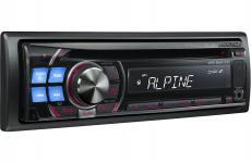 Radio Alpine CDE-102 Receptor de CD