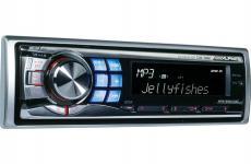 Radio Alpine Cde-9881 De Cd Con Reproducción De MP3 / WMA / AAC