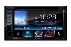 "Radio Kenwood Ddx5018bt Spotify  Waze Youtube Bluetooth pantalla 6.2"""