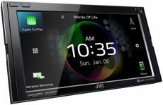 Radio Jvc Kw-m855bw Usb Bluet  Apple Carplay Y Android Auto