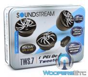 Tweeter Soundstream TWS.7 12dB Crossover, 110w, 4-ohm