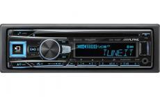 Radio Alpine Cde-163bt