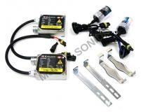 Completo juego de luces HID para tu vehículo en soquet H1, H3, H7, H11