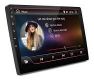 Radio Smart Uber Android Wifi Waze Gps Bluetooth Tv Dvr 7pulg