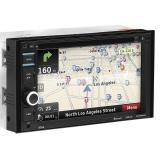Radio Boss Bn 9382 Rc Gps Bluetooth Dvd Cd Usb Sd