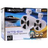"""Balas Marinas SoundStream Ref: WTS-6W de 6"""" BLANCAS"""