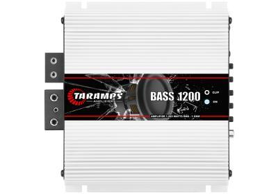 Amplificador Taramps Bass1200 1canal 1200rms 1ohm