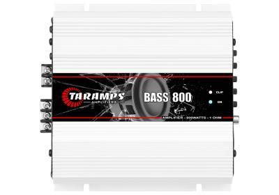Amplificador Taramps Bass 800 1canal 800rms 1ohm