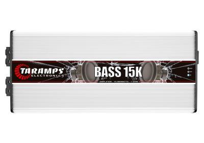 Amplificador Taramps Bass15k 1canal 15.000rms 1ohm