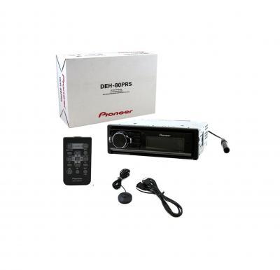 Radio Pioneer Deh-80prs Mobile De Cd Con 3 Vías Activo