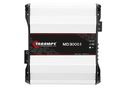 Amplificador Taramps Md3000.1 1canal 3000 Rms 1ohm