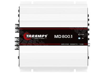 Amplificador Taramps Md800.1 Clase D 1 Canal 800rms 1ohm