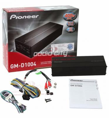 Amplificador Pioneer Ref: GM-D1004