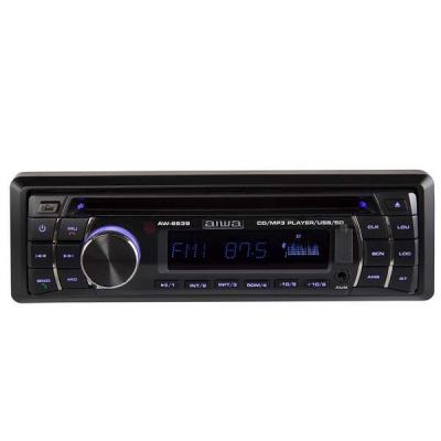 Radio Aiwa Aw-6639 Bluetooth Cd Usb Am Fm Desmontable