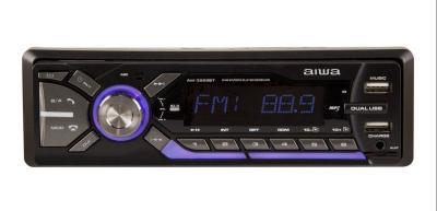 Radio Aiwa Aw 3269bt Bluetooth Usb Sd Multicolor