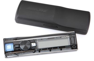 Radio Alpine Cde-164bt De Cd Bluetooth Usb
