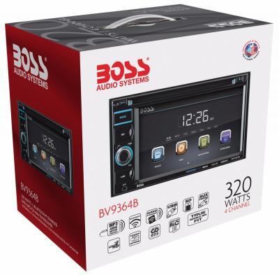 Bluetooth Dvd Cd Usb Sd