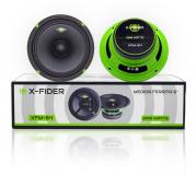Medios X-fider Xfm64 6 Pulgadas Ferrita 200w (par)